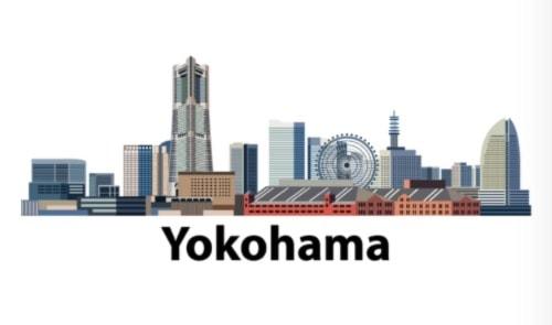 横浜イラスト