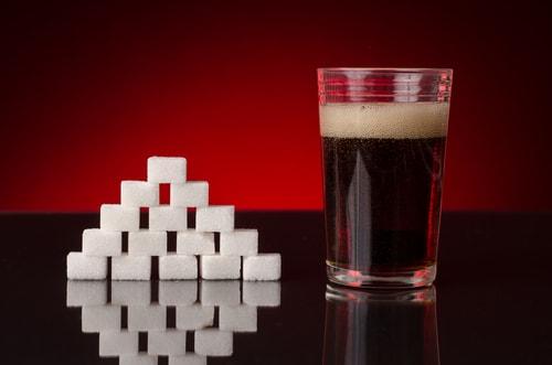 砂糖とコーラ