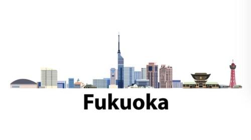 福岡イラスト