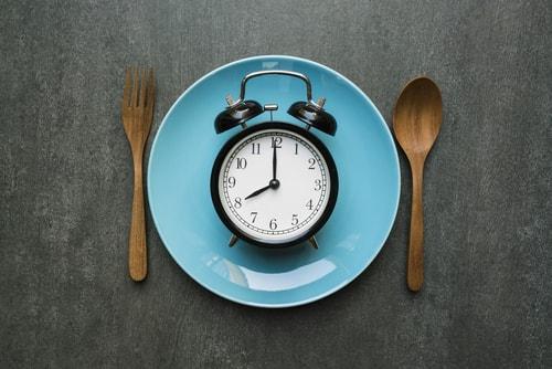 食事のタイミング