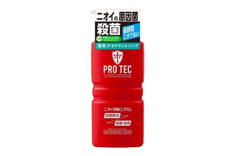 PRO TECプロテク薬用デオドラントソープ