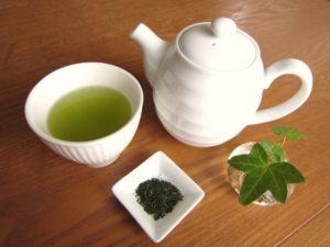 緑茶は体臭ケアの強い味方です