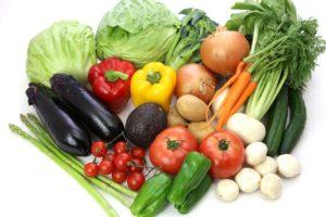 食物繊維をたくさん取り入れ健康に!