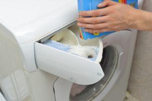 専用の洗剤で加齢臭を撃退!