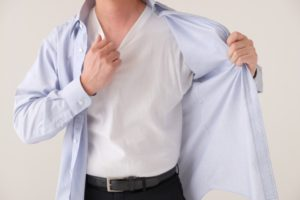 下着を変えるだけで激変することも…。