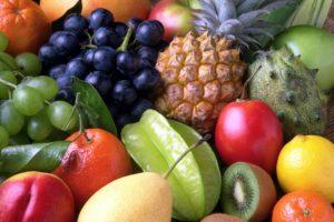 フルーツは体臭予防に効果的!