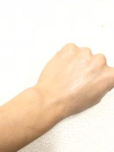 デオシーク塗布画像