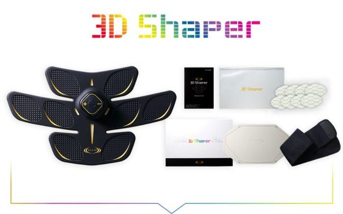 3D shaper