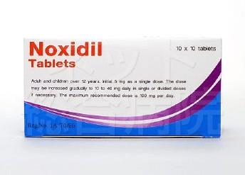 ミノキシジル内服薬