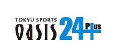 東急スポーツオアシス24プラスロゴ