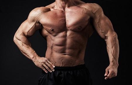 腹筋のイメージ画像