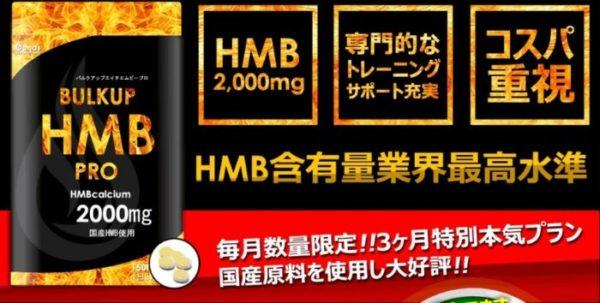 バルクアップHMBプロ bulkuphmbpro