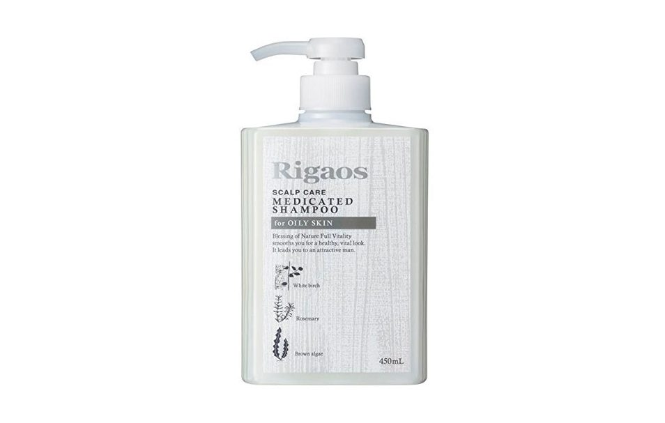 Rigaos scalp care medicated shampoo
