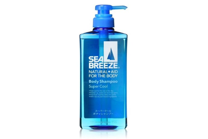 SEA BREEZE BODY SHAMPOO