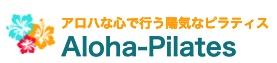 aloha-pilatesロゴ
