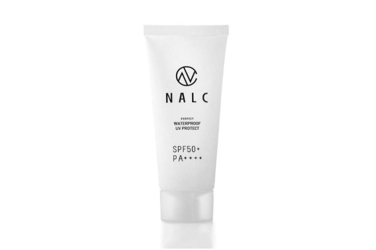 NALC ナルク パーフェクト ウォータープルーフ 日焼け止め ジェル SPF50+ PA++++ (顔&からだ用) 60g ロングUVA対応