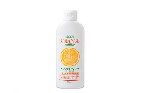 オレンジシャンプーの商品画像