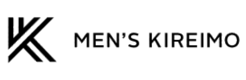 メンズ キレイモ ロゴ