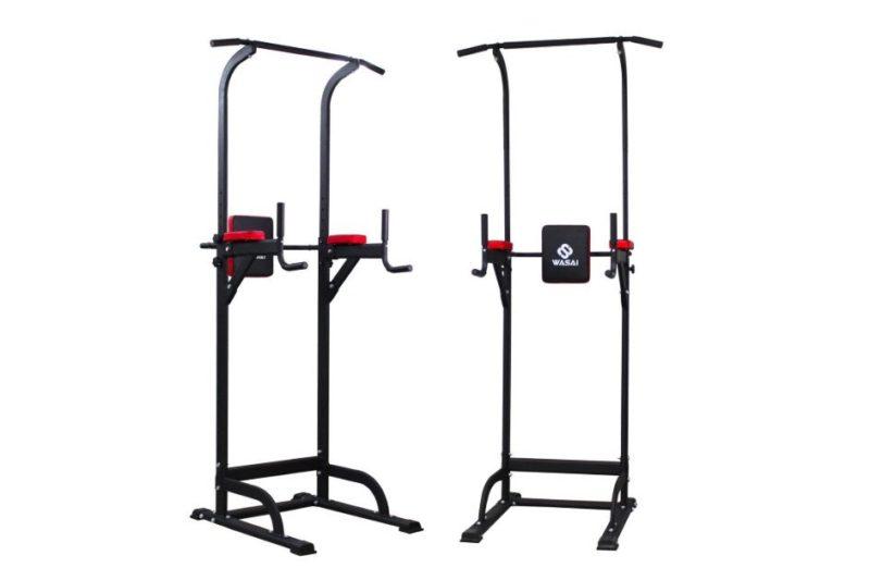 WASAI(ワサイ) ぶら下がり健康器 筋のばし 懸垂トレーニング 耐え荷重120kg