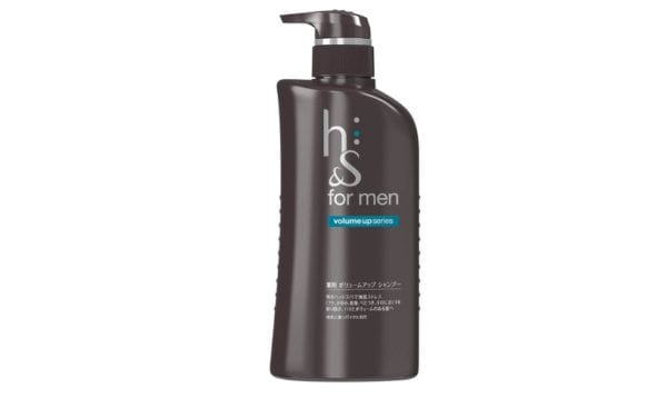 h&s for men volume up