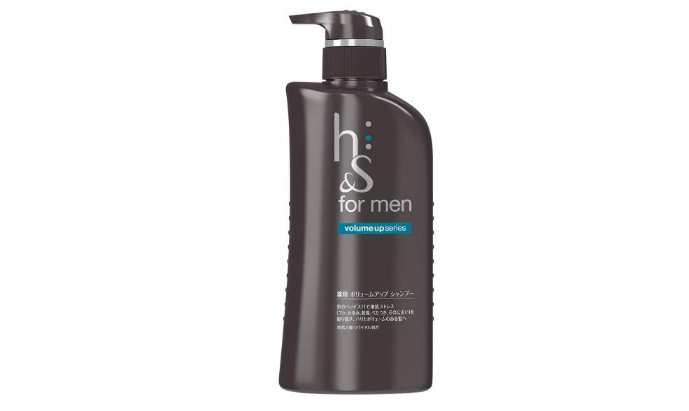 h&s for men volume up