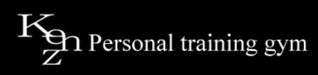 kenz-personal-training-gymロゴアイコン