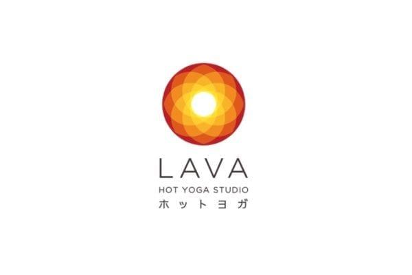 ホットヨガスタジオLAVA(ラバ)のバナーアイコン