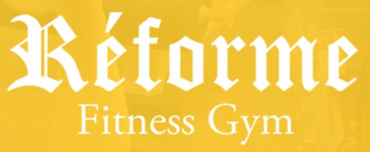 reforme-fitness-gymロゴアイコン