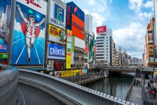 大阪 心斎橋