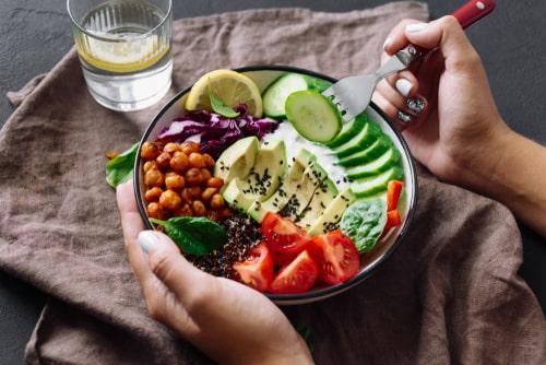 野菜果実ヘルシーフーズ健康食