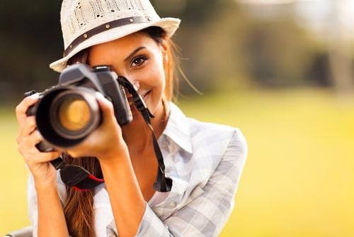 女性 趣味 カメラ