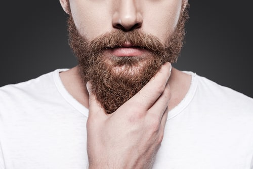 髭 脱毛 男