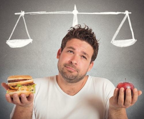 ダイエット 男 食事制限