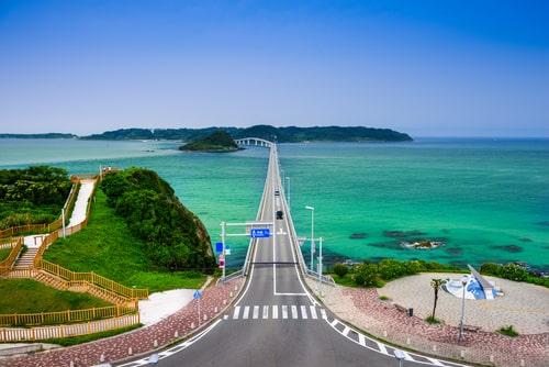 山口県 瀬戸大橋