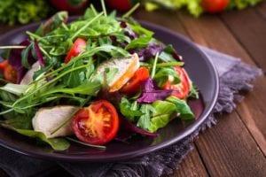 健康的な食事 野菜