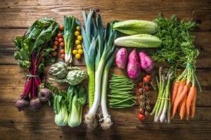 野菜とビタミン