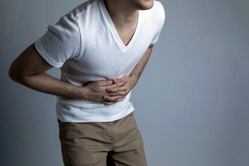 腹痛 内臓の不調