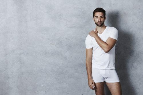 通気性の良い下着 メンズ 男性