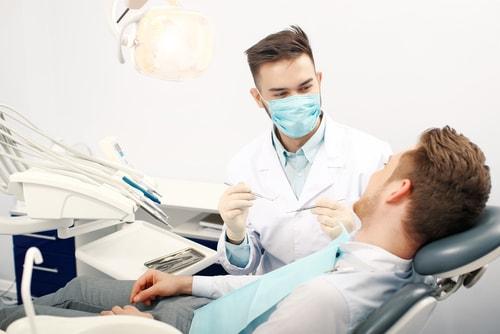ホワイトニング 歯医者