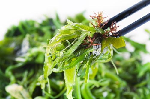 新鮮ミネラル海藻サラダ