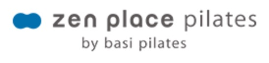 zen place pilates by basi pilatesロゴアイコン